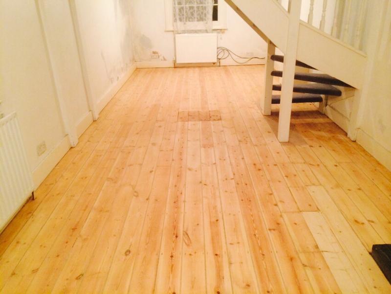 floor workarea