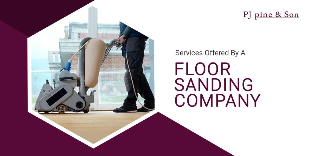 floor sanding company